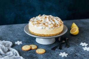 recette cheesecake citron fines galettes citron pavot gavottes
